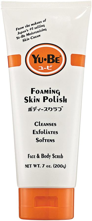 Yu-Be Foaming Skin Polish