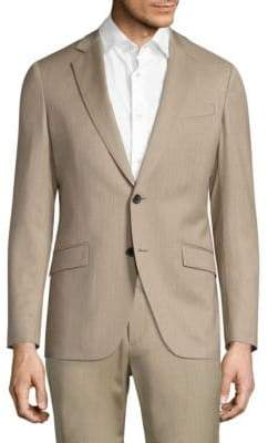 Theory Malcolm Shoredi Slim-Fit Wool Jacket