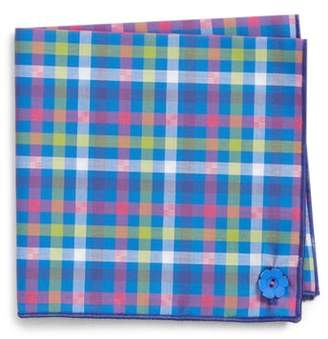 Wilson Armstrong & Preppy Jack Cotton Pocket Square