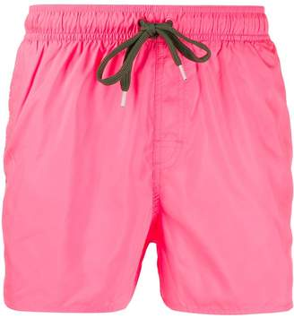 Sun 68 plain swim shorts