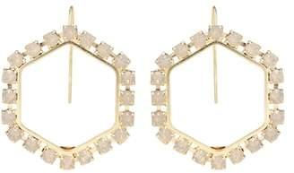 Isabel Marant Hexagon earrings