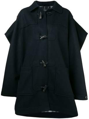 Y/Project Y / Project oversized toggle coat
