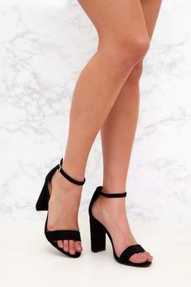 Next Womens PrettyLittleThing Block Heel Sandals
