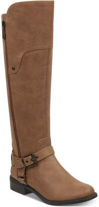 G by Guess Harson Wide-Calf Tall Riding Boots Women Shoes