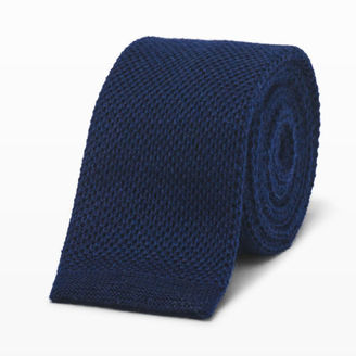 Washed Wool Tie $69.50 thestylecure.com