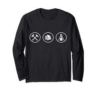 Icons Coal mining Coal miner Long Sleeve T-Shirt