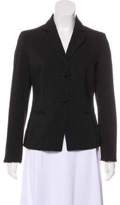 Philosophy di Alberta Ferretti Lightweight Striped Blazer