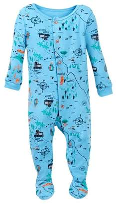 Joe Fresh Footie Sleeper (Baby Boys)