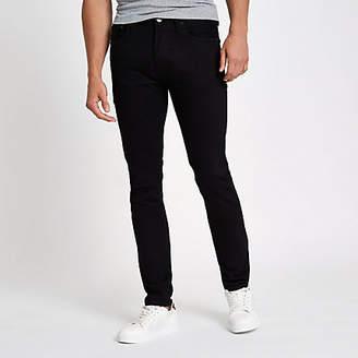 Levi's Mens Black 501 skinny jeans