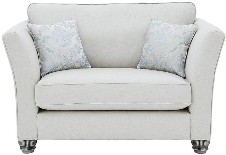 Sparkle Fabric Cuddle Chair