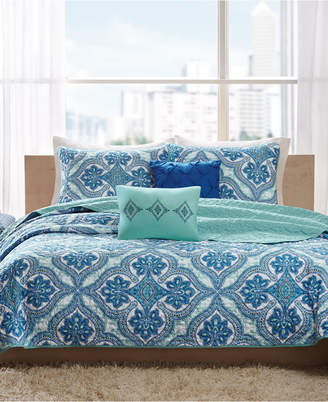 Intelligent Design Lionna 4-Pc. Twin/Twin Xl Coverlet Set Bedding