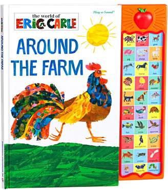 Eric Carle Kohl's The World of Around the Farm Play-a-Sound Book