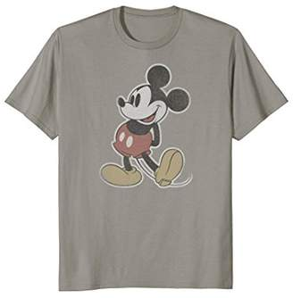 Disney Mickey Mouse Distressed Classic T-Shirt
