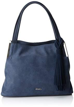 Abbacino Women's 80008 Top-Handle Bag Blue