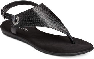 Aerosoles Conchlusion T-Strap Slingback Thong Sandals Women's Shoes