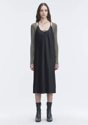 Alexander Wang WASH & GO SLIP DRESS