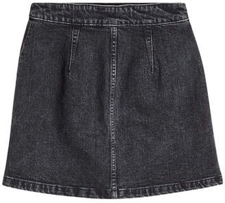 Rag & Bone Isabel Denim Skirt