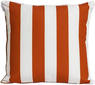 Indo Soul Indosoul Ambon Outdoor Cushion, Red/white Indo