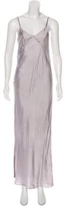 DKNY Maxi Slip Dress