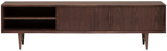 One Kings Lane Elizabeth Media Cabinet - Walnut