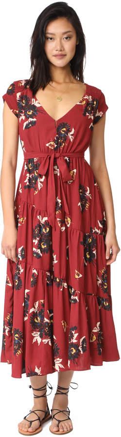 Free People All I Got Maxi Dress 2