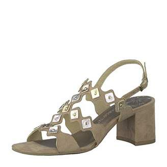 Marco Tozzi Women's 2-2-28330-22 Ankle Strap Sandals