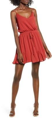Rowa Row A Godet Minidress