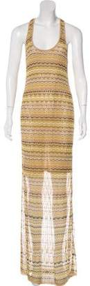 Haute Hippie Knit Maxi Dress w/ Tags
