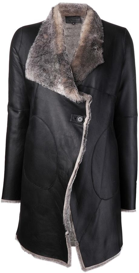 Zero Maria Cornejo shawl collar jacket