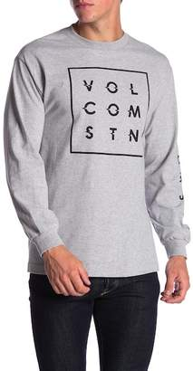 Volcom Midway Long Sleeve Graphic Tee