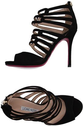 LUCIANO PADOVAN Sandals $388 thestylecure.com