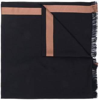 Loewe vertical stripe scarf