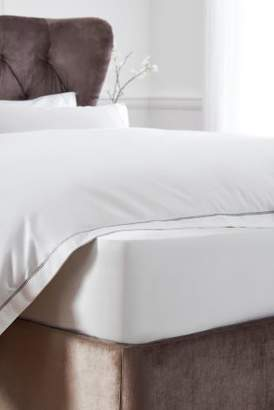 Next 600 Thread Count Cotton Sateen Collection Luxe Deep Fitted Sheet
