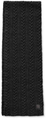 Canada Goose Chunky Wool Scarf