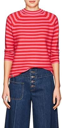 Marc Jacobs Women's Striped Cotton-Blend Sweater