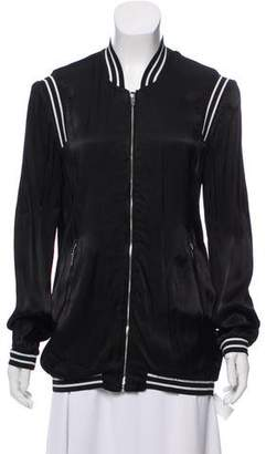 Blank NYC Casual Zippered Jacket w/ Tags