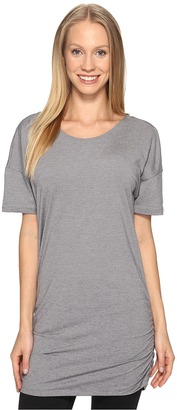 Lucy Manifest Short Sleeve Tunic $59 thestylecure.com