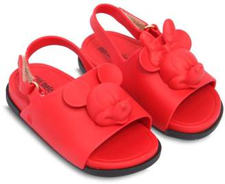 Mini Melissa Scented Mickey Mouse Rubber Sandals