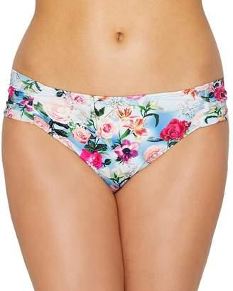Panache Alanis Gathered Bikini Bottom, M