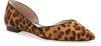 Marc Fisher Sunny Genuine Calf Hair Flat