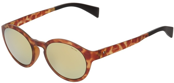 Italia Independent round frame sunglasses