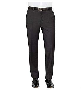 HUGO BOSS Fl Fr Cotton/Elast Plain Slim Trouser