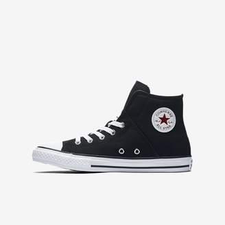 Converse Chuck Taylor All Star Pull Zip Fall Uniform High Top Boys Shoe