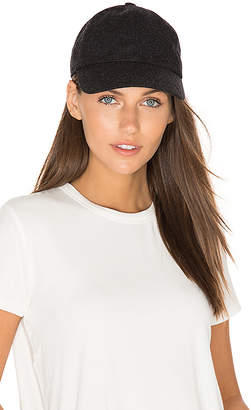 Hat Attack Baseball Cap in Black. $44 thestylecure.com
