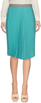 Maliparmi Knee length skirts - Item 35310323SK