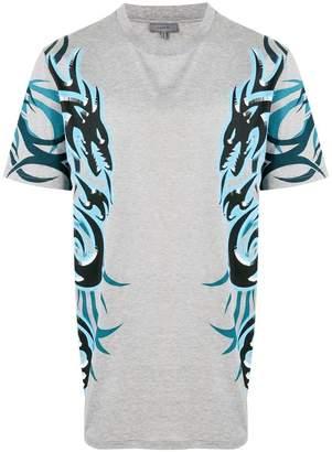 4772e5eda Lanvin dragon tribal printed T-shirt