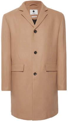 NN07 Lamont Wool-Blend Overcoat
