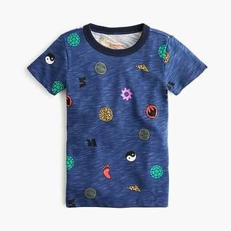 Nickelodeon Kids' crewcuts X NickelodeonTM Teenage Mutant Ninja Turtles icons T-shirt
