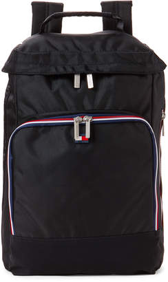Tommy Hilfiger Black Top Loader Backpack