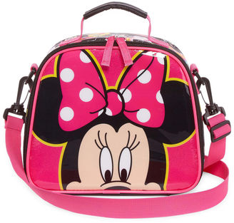 DISNEY Minnie Mouse Lunch Tote $20 thestylecure.com